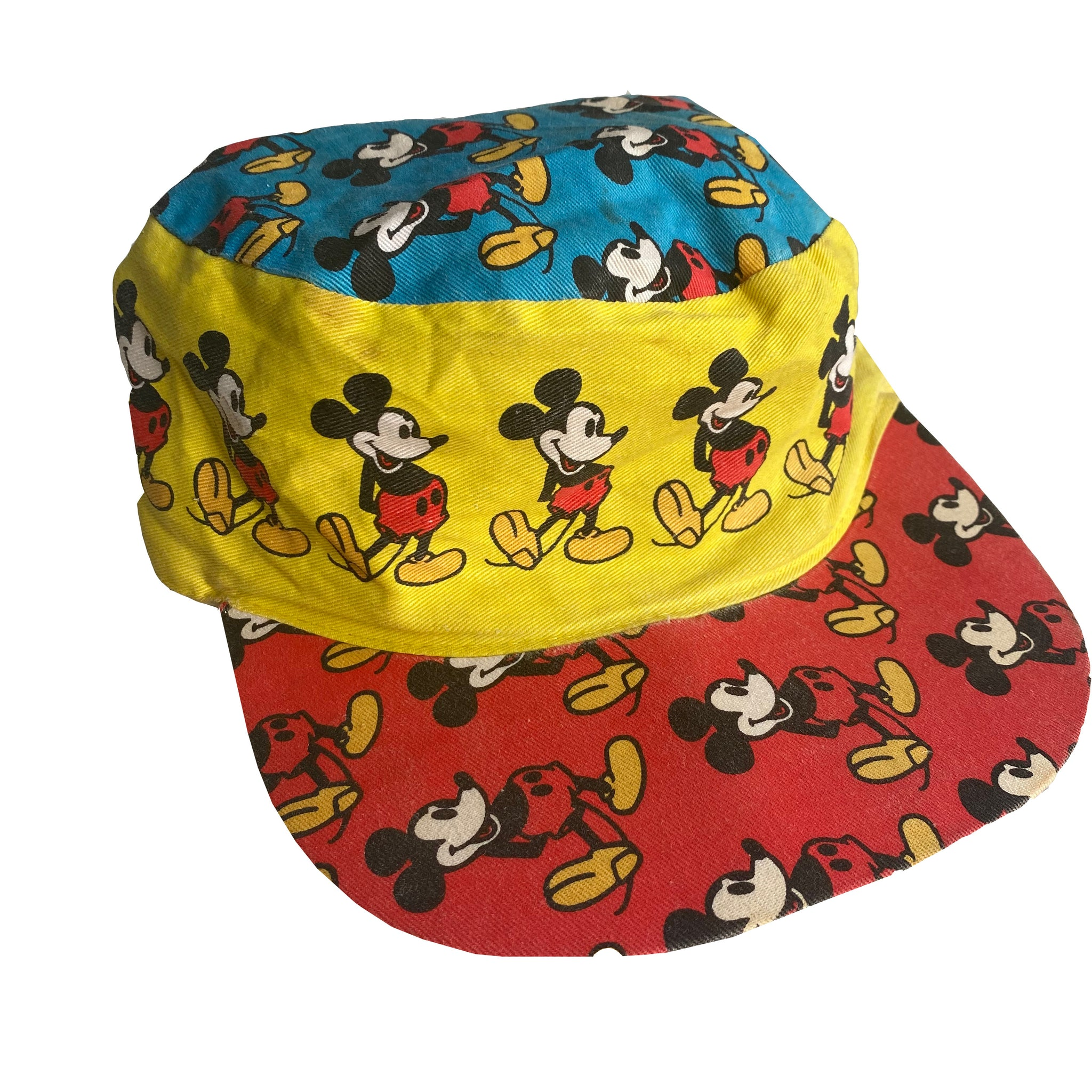 Mickey Painter's cap - VTG 80s