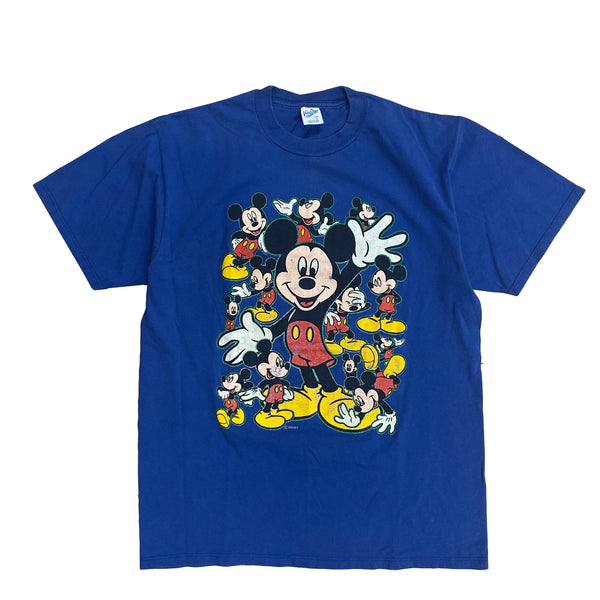 Mickey Pieces - L - VTG 90s