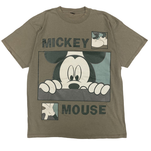 Pieces of Mickey - XL - VTG '90s