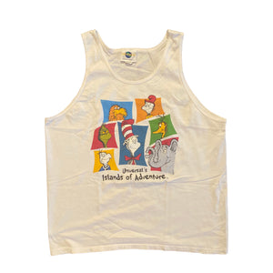 Cat in the Hat Tank - XL - VTG 90s