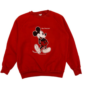 Mickey San Francisco Crew - L - VTG 80s