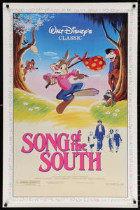 Song of the South Poster - 1986