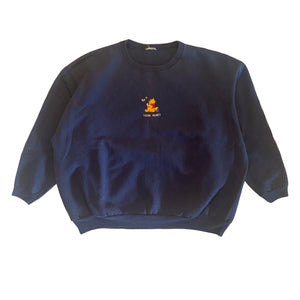 Think Honey Crewneck - M - VTG 90s