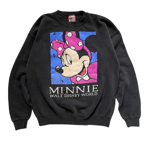 Minnie Crewneck - L - VTG 90s