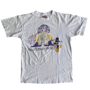 Purple Castle - M - VTG 90s