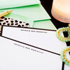 Dalmatian Print, Animal Print Stationery Set