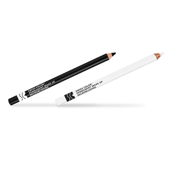 Contour Duo Pencil (Black and White)