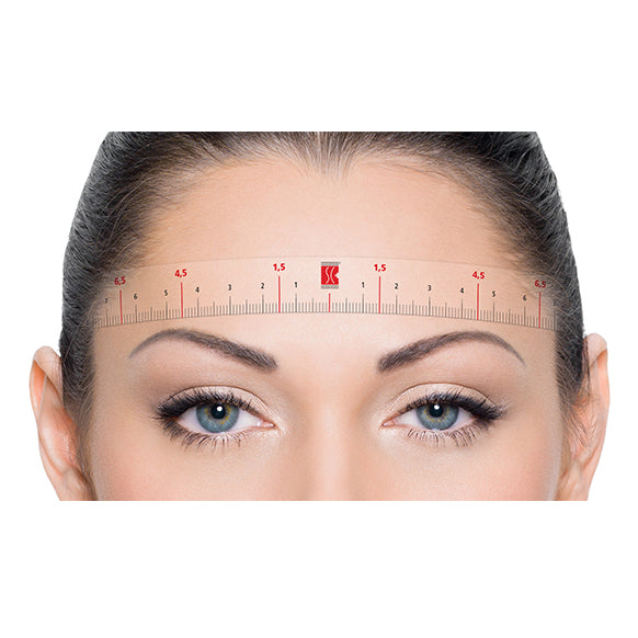 Perfect Brow Ruler Self-adhesive