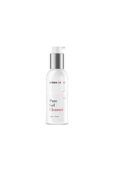 DERMA SR Pure Gel Cleanser - HOME use