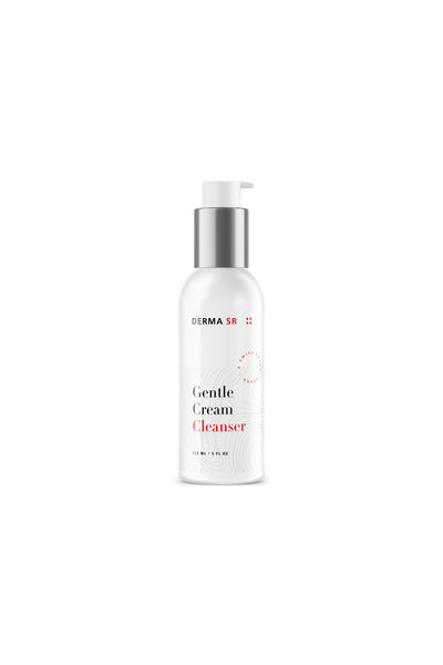 DERMA SR Gentle Cream Cleanser - HOME use