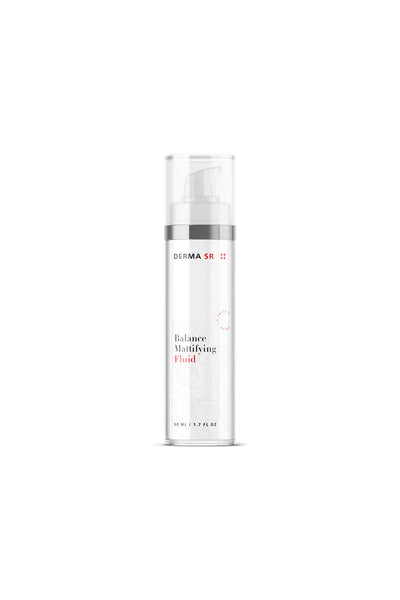 DERMA SR Balance Mattifying Fluid - HOME use