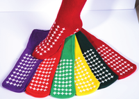 FALL MANAGEMENT SOCKS - NON SLIP MEDICAL SOCKS- HOSPITAL SOCKS