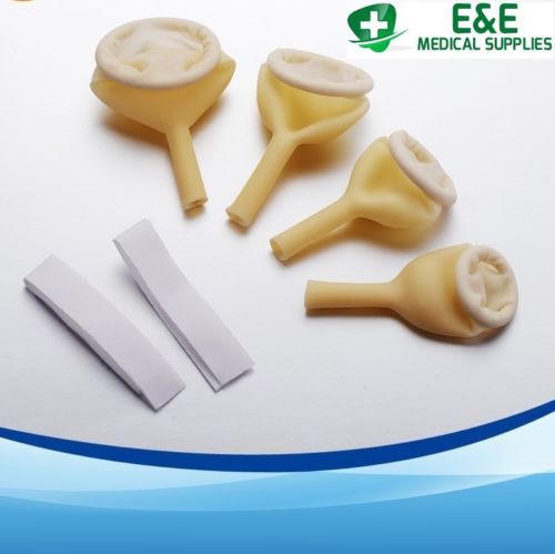 Male external Latex Catheter, condom ctheter, texas catheter
