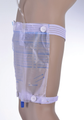URINE LEG BAG HOLDERS STRAP TYPES
