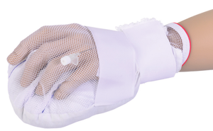 finger control mitts for patients hospital use at home at risk patients preventing from self harm