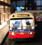 New Look Model Bus - Deluxe with Lights