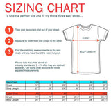 Ladies Retro Destination Blinds T-shirt, White