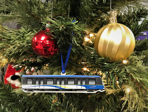 SkyTrain Ornament