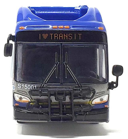 TransLink Die Cast Bus Model