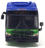 Rapid Bus Die Cast Model