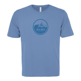 Retro SeaBus T-Shirts, Men's- Blue