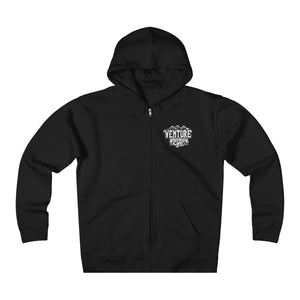 Unisex Heavyweight Venture Fleece Zip Hoodie