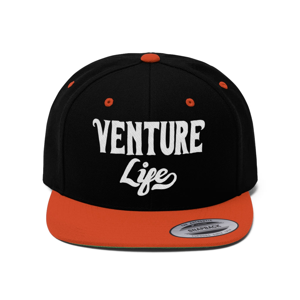 Unisex Venture Embroidered Hat