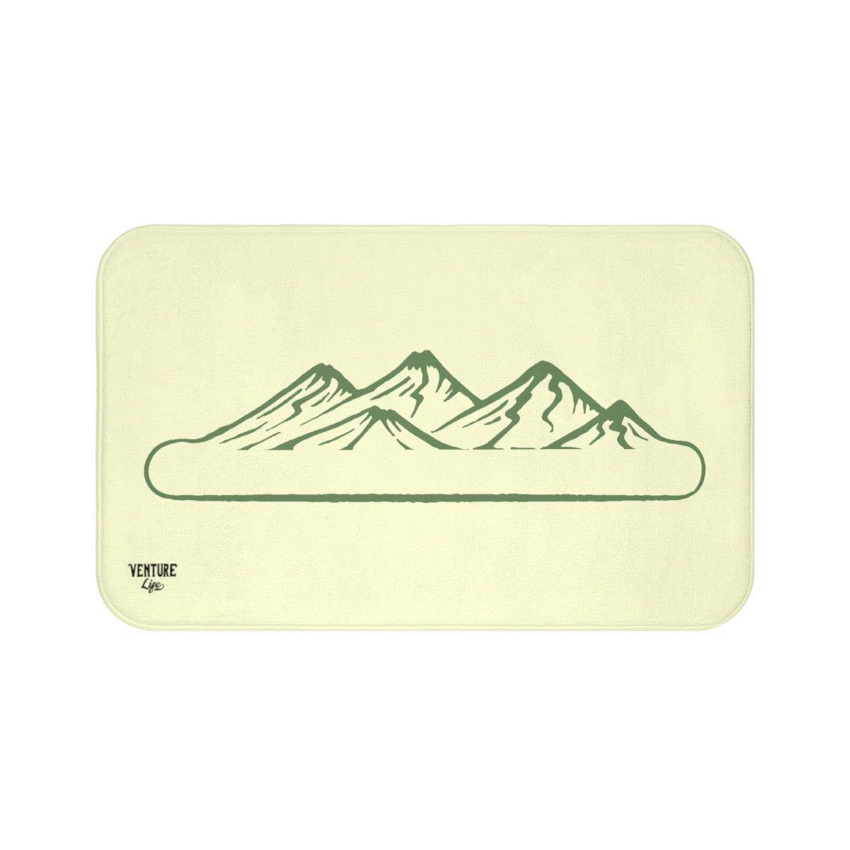Venture Mountain Bath Mat