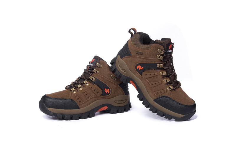 Men's Waterproof Breathable Anti-Skid Hiking Boots