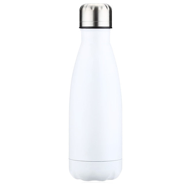 Waterproof Leak-proof Stainless Steel Double Wall Insulation Thermos Bottle