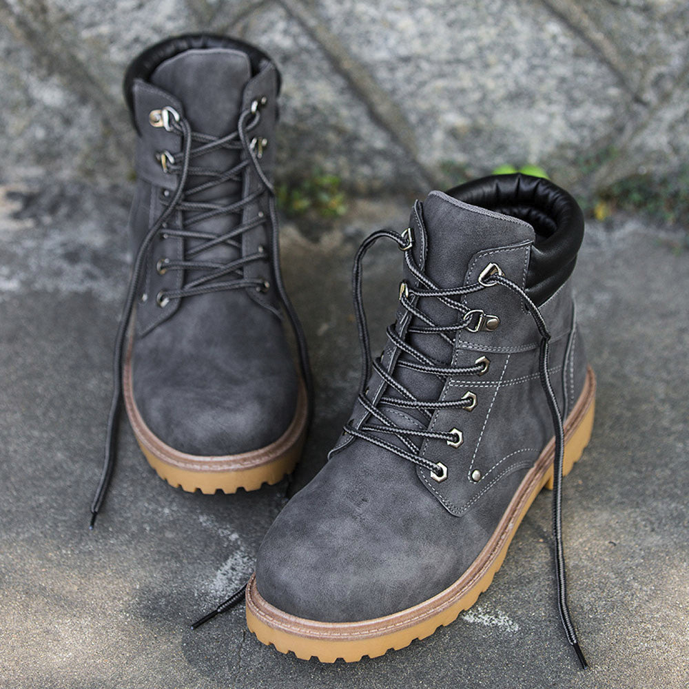 Men's Casual Martin Hiking Boots