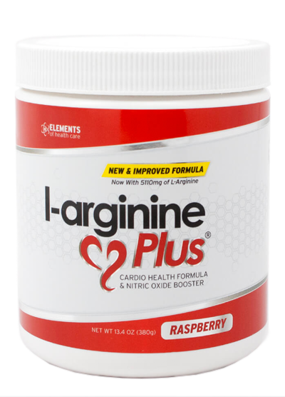L-arginine Plus® - Heart Healthy Nitric Oxide Booster