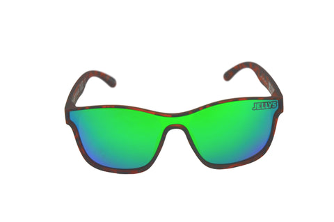 Captiva Polarized Tortoise/Green