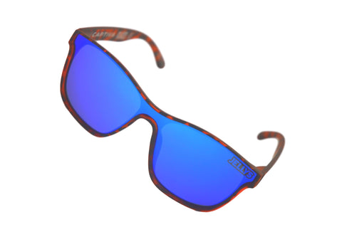 Captiva Polarized Tortoise/Blue