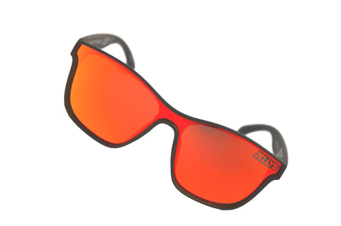Captiva Polarized Black/Orange