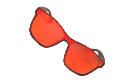 Captiva Polarized Tortoise/Orange