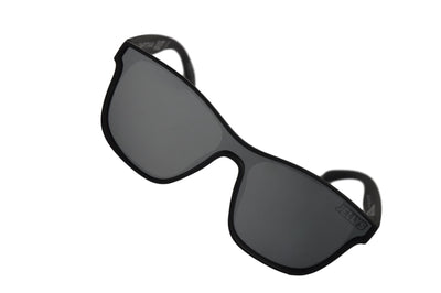 Captiva Polarized Black/Silver