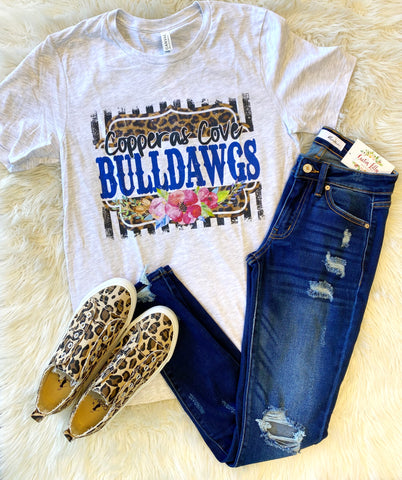 Copperas cove bulldawgs T-shirt