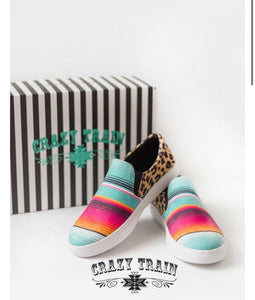 Fiesta crazy train shoes