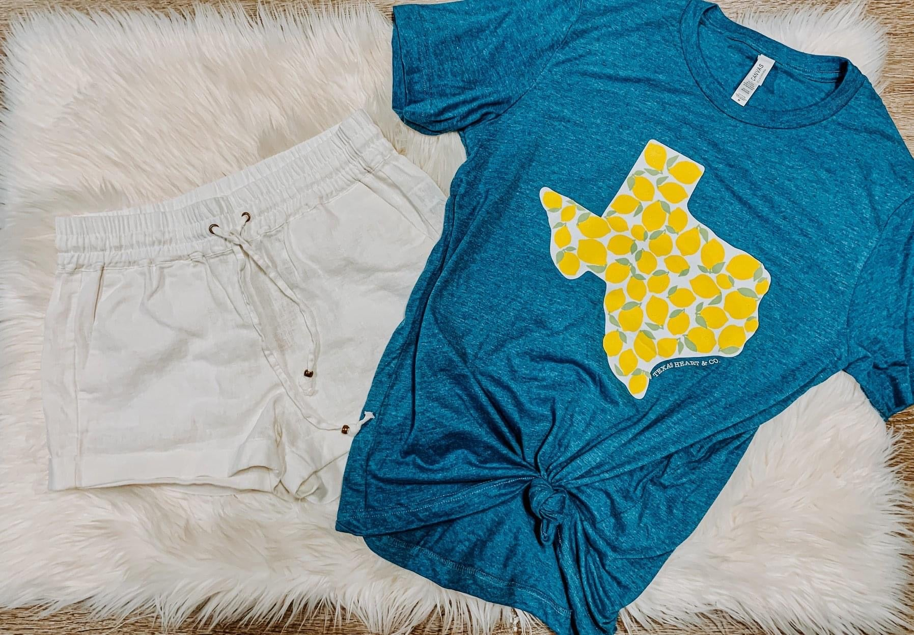 Lemon Texas T-shirt