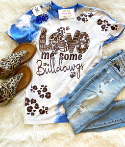 Love me some bulldawgs T-shirt