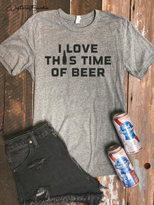 I love this time of beer T-shirt