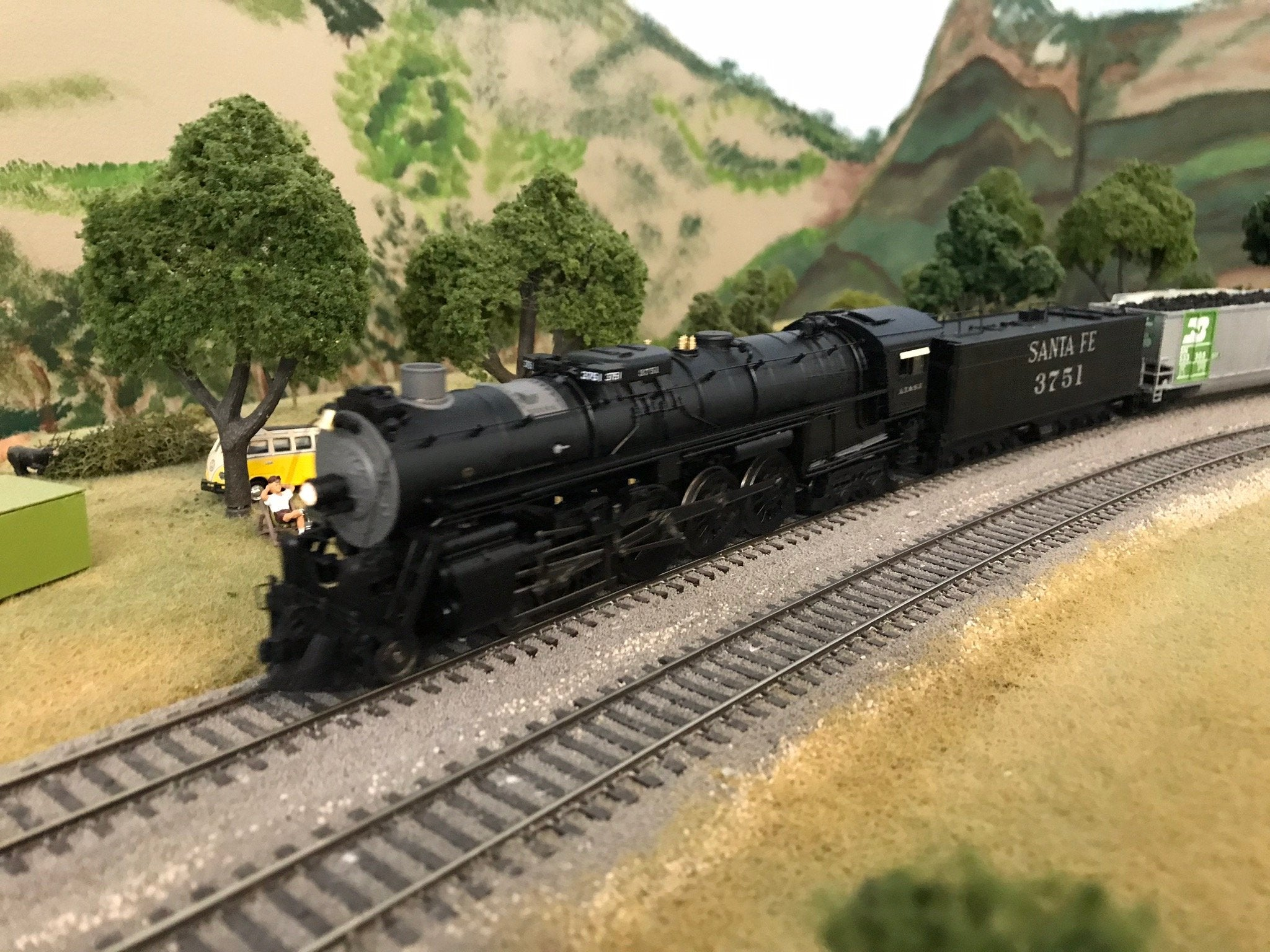 HO Scale Train Layout Open House June 10th in Bedford Texas (FREE)