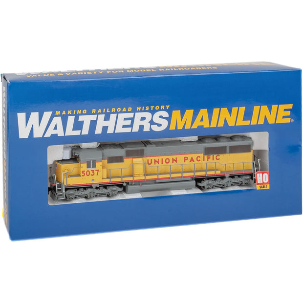 Walthers Mainline, 910-20362, HO Scale, EMD SD50, Union Pacific, #5037 (DCC & Sound)