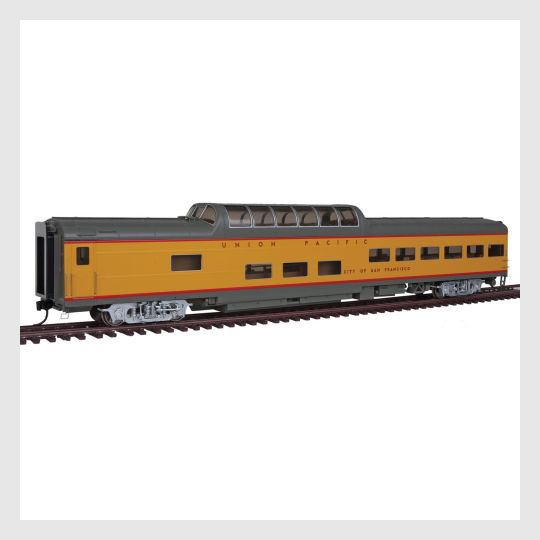 Walthers HO 920-18153 85' Dome-Diner, Union Pacific