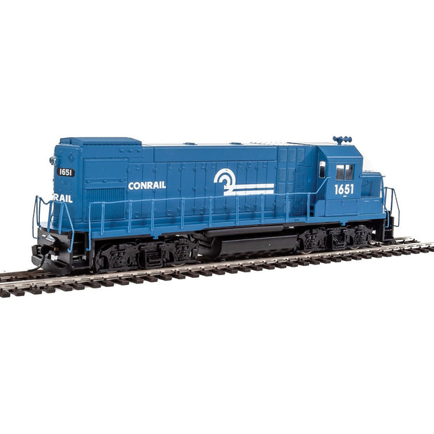 Walthers Trainline HO, 931-2502, EMD GP15-1, Conrail, #1651, (DC Only)
