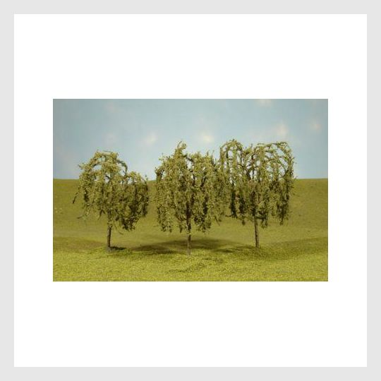 "Bachmann Scenescapes 32114 2.25"" - 2.5 "" Willow Trees"