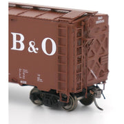 "InterMountain, 45795-02, HO Scale, 1937 AAR 40' 10'-0"" Boxcar, Baltimore & Ohio, #169524"