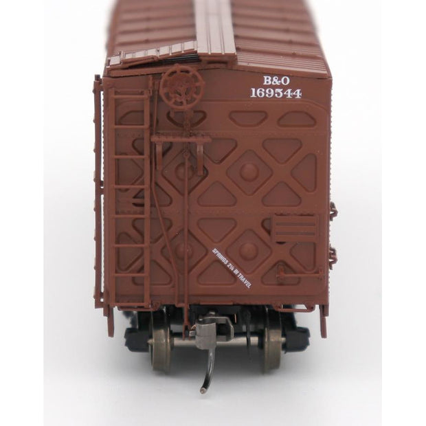 "InterMountain, 45795-03, HO Scale, 1937 AAR 40' 10'-0"" Boxcar, Baltimore & Ohio, #169533"