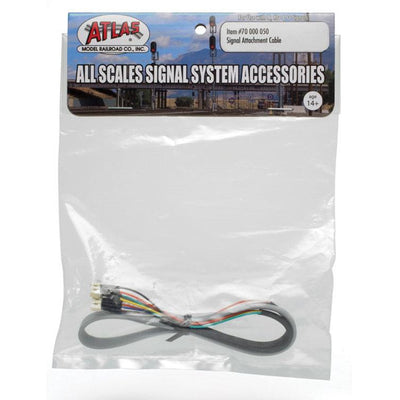 Atlas  #70 000 050 Signal Attachment Cable